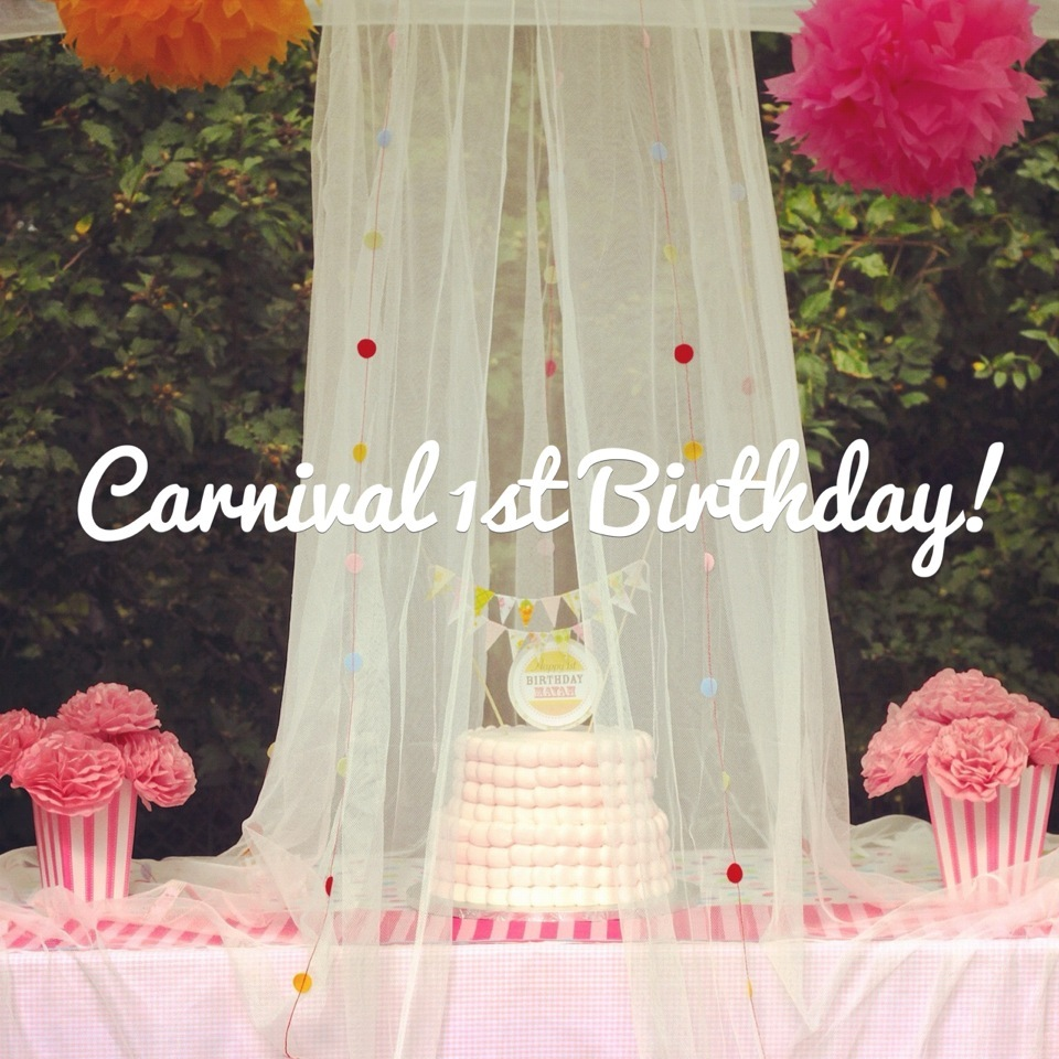 Interior Design for Home Ideas: Backyard Carnival Party Ideas
