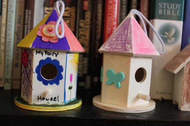 Pixie Houses